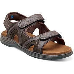 Nunn Bush Randall Mens Strap Sandals