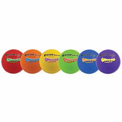 Champion Sports Rhino Skin Super Squeeze 6-pc. Volleyball Set