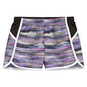 Champion® Color Block Shorts - Girls 7-16