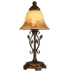 Dale Tiffany™ Leaf Vine Mini Lamp