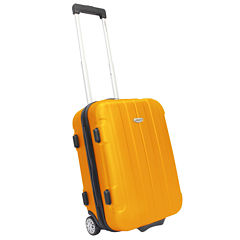 """Traveler's Choice® Rome 21"""" Hard-Shell Carry-On Upright Luggage"""