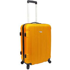 "Traveler's Choice® Rome 25"" Hard-Shell Spinner Upright Luggage"