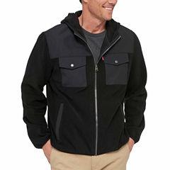 Levi's® Hooded Fleece Jacket