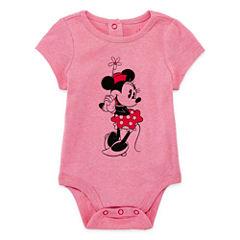 Disney Baby Collection Minnie Mouse Bodysuit - Girls newborn-24m