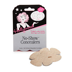 Hollywood Fashion Secrets® 5-pk. Disposable No-Show Concealers