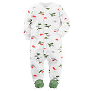 Carter's® Dino Microfleece Sleep-N-Play - Baby Boys newborn-24m