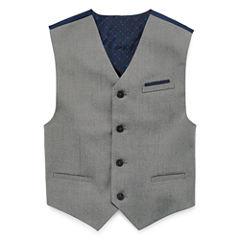IZOD® Twill Vest - Boys 8-20