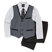 TFW 4-pc. Vest Set - Toddler Boys 2t-5t