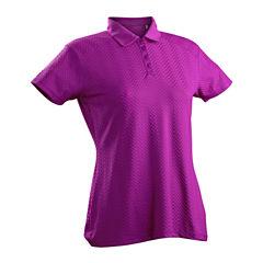Nancy Lopez Golf Grace Short Sleeve Polo