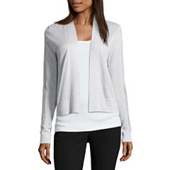 Worthington Shine Cardigan