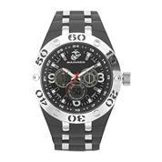 Wrist Armor® C23 Mens US Marine Corps Rubber Strap Chronograph Watch