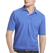 IZOD® Heritage Short-Sleeve Solid Piqué Polo