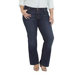 Levi's® 590™ Fuller Waist Bootcut Jeans - Plus