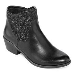 Yuu™ Pelma Sweater Ankle Booties