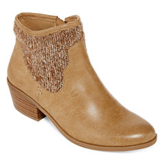 Yuu™ Pelma Sweater Ankle Booties