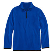 Xersion™ Long-Sleeve Polar Fleece Top - Boys 8-20