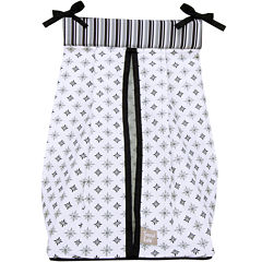 Trend Lab® Medallions Diaper Stacker