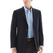Savile Row® Khaki Sport Coat - Slim