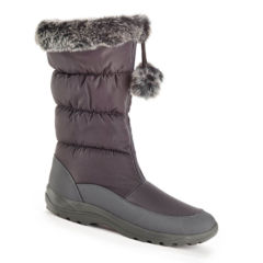 winter boots gray s boots for shoes jcpenney