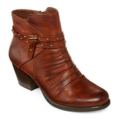 Yuu™ Marshey Ankle Booties - Wide
