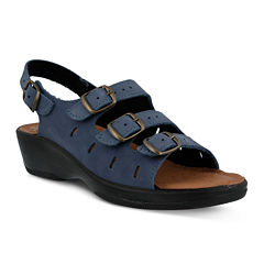 Flexus Willa Slingback Strap Sandals