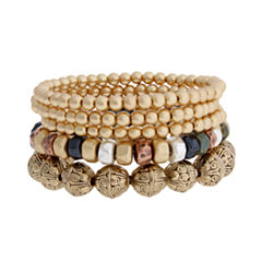 Bold Elements June Bold Elements Newness Womens Stretch Bracelet