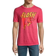 Novelty Season Short Sleeve Marvel Graphic T-Shirt