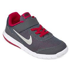 Nike® Flex Experience 4 Girls Running Shoes - Little Kids