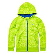 Champion® Full-Zip Fleece Jacket - Boys 8-20