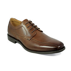 Florsheim® Portico Mens Leather Bike-Toe Oxfords