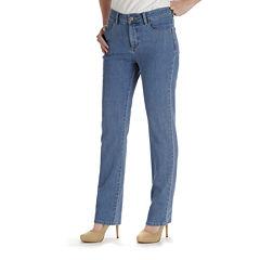 Lee® Monroe Classic Fit Straight Leg Jeans - Tall