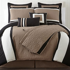 Studio™ Tranquility 9-Pc. Comforter Set & Accessories