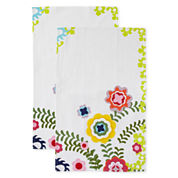 Oui by French Bull™ Susani Set of 2 Kitchen Towels