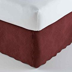 Royal Velvet® Abigail Bedskirt