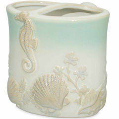 Destinations Pearl Seaweed Toothbrush Holder