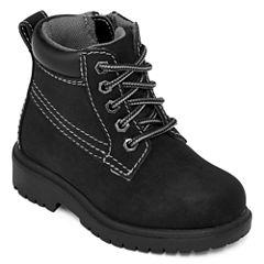 Okie Dokie® Beaker Boys Boots - Toddler