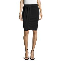 Worthington® Edition Layered Pencil Skirt