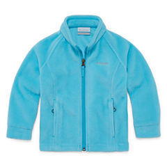 Columbia Girls Lightweight Fleece Jacket-Toddler