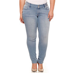 Stylus Skinny Jeans-Plus