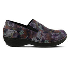 Spring Step Professionals Ferrara Womens Slip-On Shoes