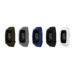 B-fit Men's Activity Tracker & 5pc. Interchangeable Band Set-Ba5370bk606-078