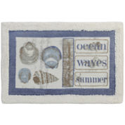 Creative Bath™ Seaside Bath Rug