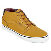 Vans® Chapman Stripe Mid-Top Mens Skate Shoes