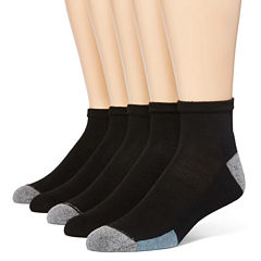 Hanes® 5-pk. X-Temp® Active Cool™ Quarter Socks
