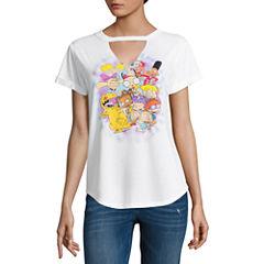 Nickelodeon Graphic T-Shirt- Juniors