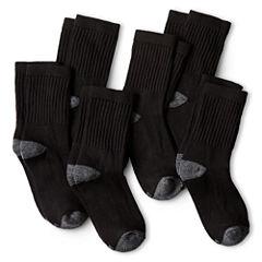 Xersion™ 6-pk. Crew Socks