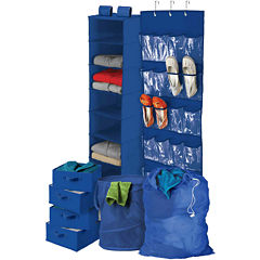 Honey-Can-Do® 8-pc. Room and Laundry Organizer