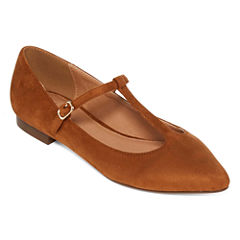 GC Shoes Day Off T-Strap Flats