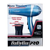 Babyliss® Nano Titanium Dryer