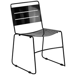 Metal Stack Chairs